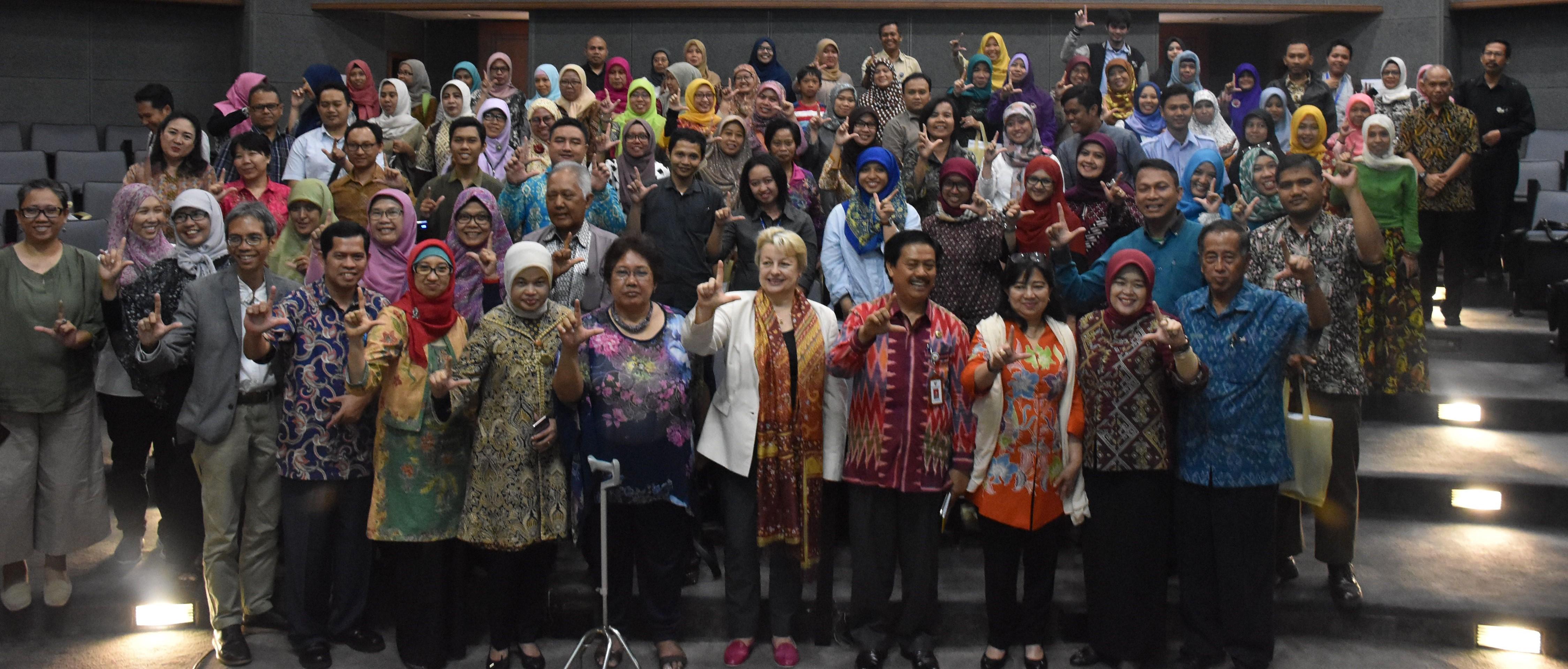 Urun Rembug Pustakawan Dalam Tata Kelola Internet di Indonesia